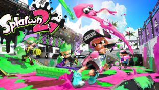 testfire, splatoon 2, direct