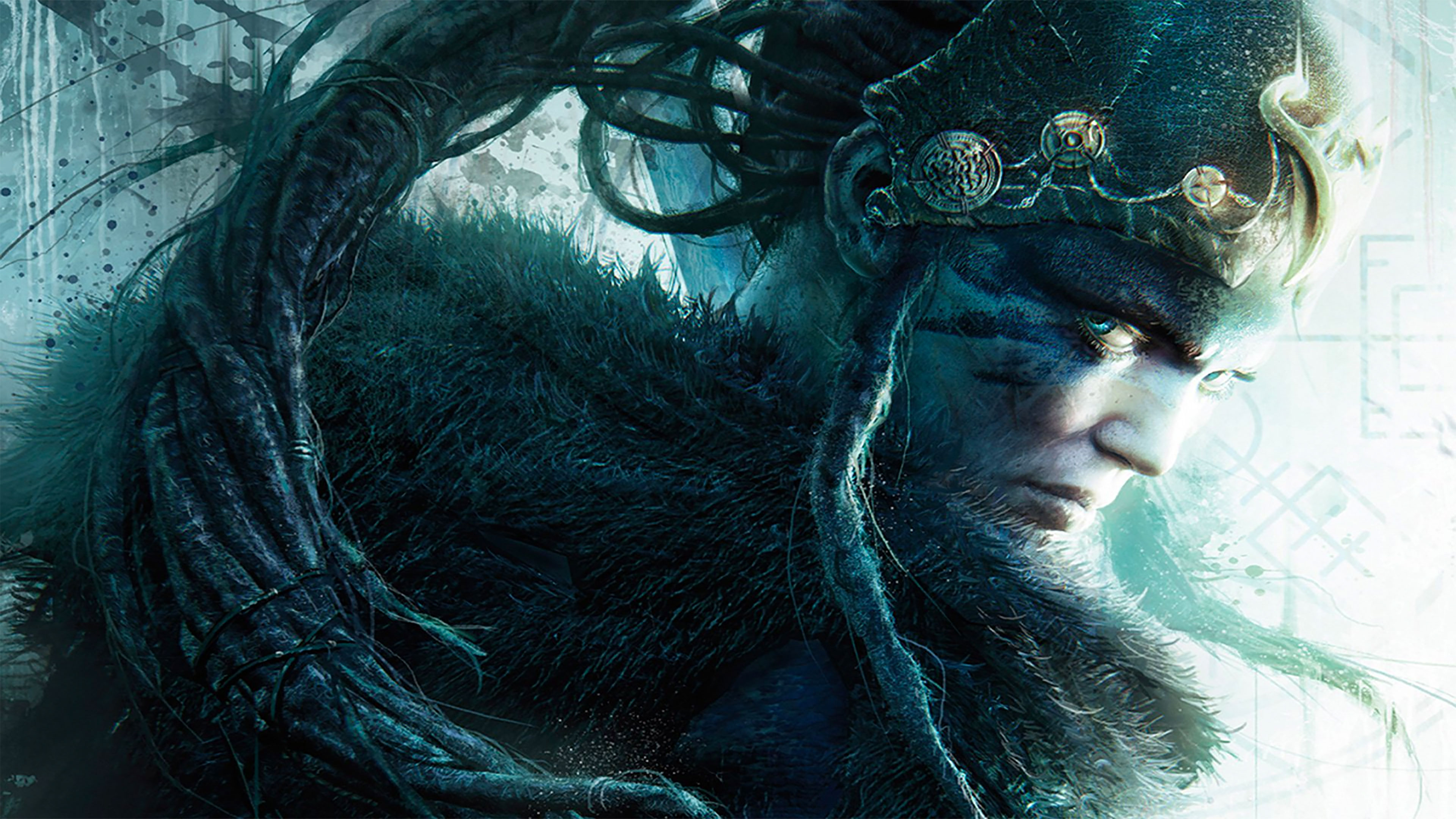 Image result for hellblade senua's sacrifice wallpaper