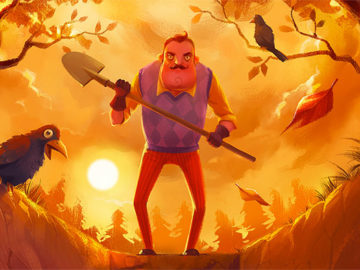 Hello Neighbor Wallpapers in Ultra HD | 4K
