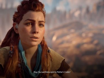 Horizon Zero Dawn Patch 1.20 Adds Facial Expressions and Poses To The Photomode