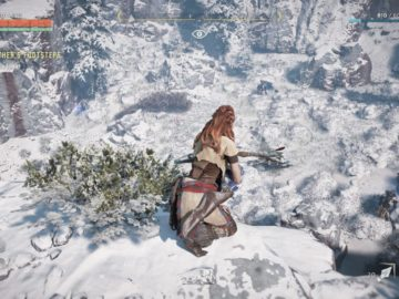 Horizon Zero Dawn Patch 1.33 Fixes Bugs; Adds Manual Save Option
