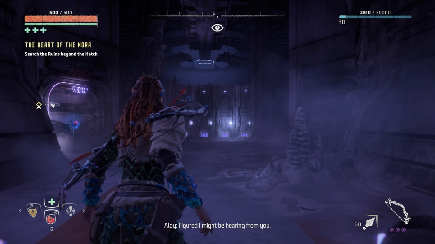 how to get a travel pack in horizon zero dawn