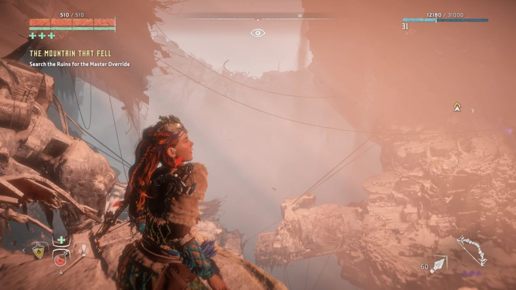 Microsoft might be working on a Horizon Zero Dawn-esque game