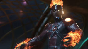 Injustice 2 Has Announced Its Latest Character, Firestorm