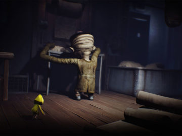 Little Nightmares' The Depths DLC Released; First Part of Planned Three-Part DLC Expansion
