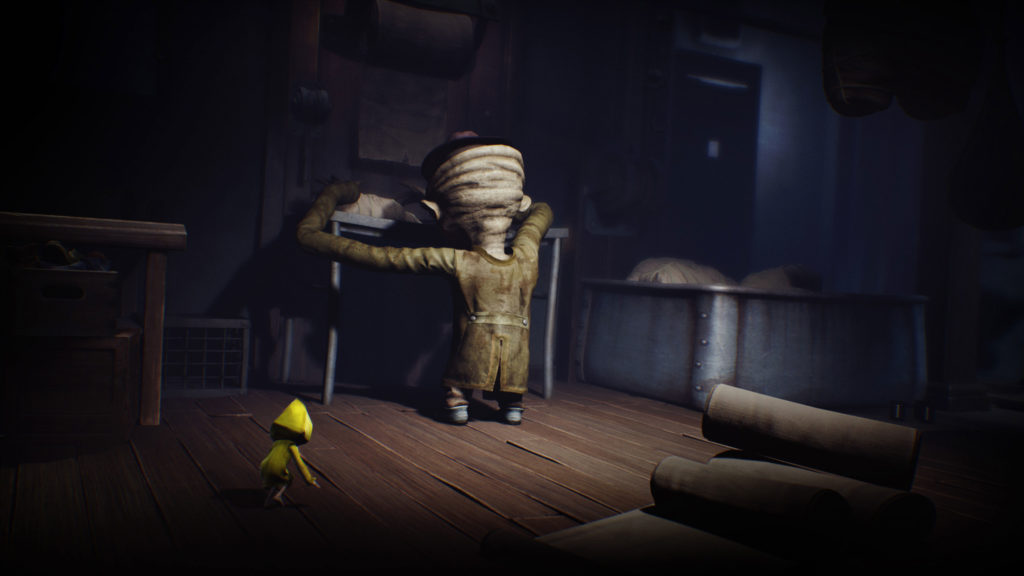 Little Nightmares' first of three add-ons releases today