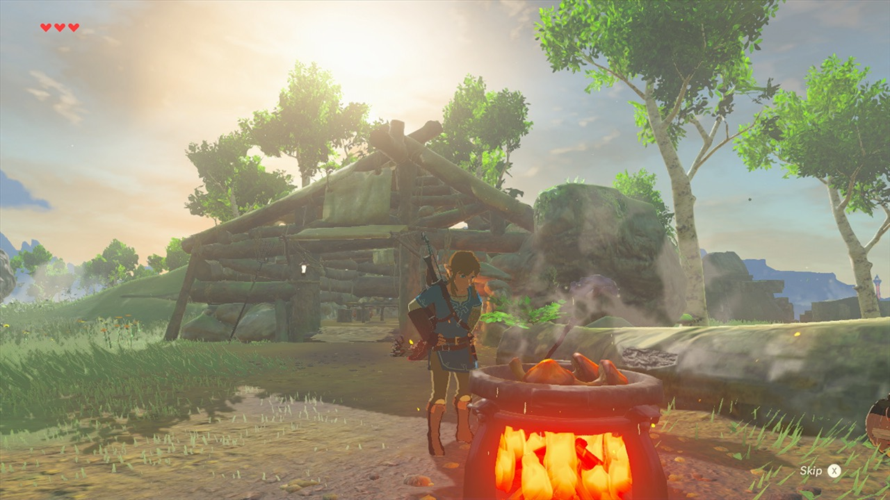 Breath of the wild everything you need to know about cooking cooking up delicious meals is just one of the new features of legend of zelda breath of the wild as you gain hearts and encounter even more dangerous forumfinder Image collections