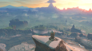 Breath of the Wild – Climb Up Forever With This Infinite Stamina Glitch
