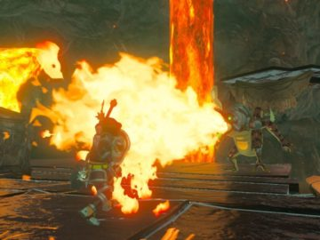 Legend of Zelda: Breath of the Wild – All Elixir Recipes | Cooking Guide