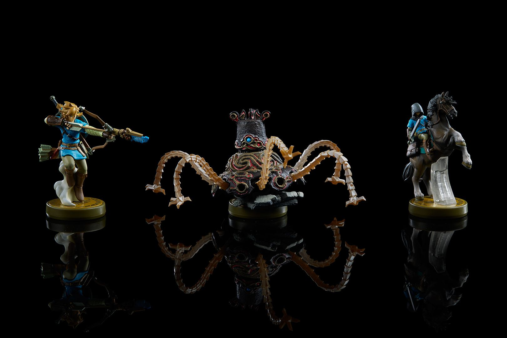 Legend of Zelda: Breath of the Wild – Everything You'll Unlock With Amiibo