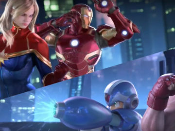 Marvel vs. Capcom: Infinite New Characters Release in December; Venom, Black Widow, and Winter Soldier Receive Gameplay Video