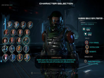 Tempt your Appetite With This 1 Hour Gameplay Footage Of Mass Effect: Andromeda
