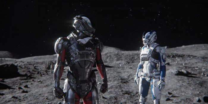 Denuvo DRM already cracked in Mass Effect: Andromeda