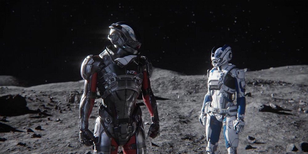 La versione PC di Mass Effect: Andromeda non è un porting