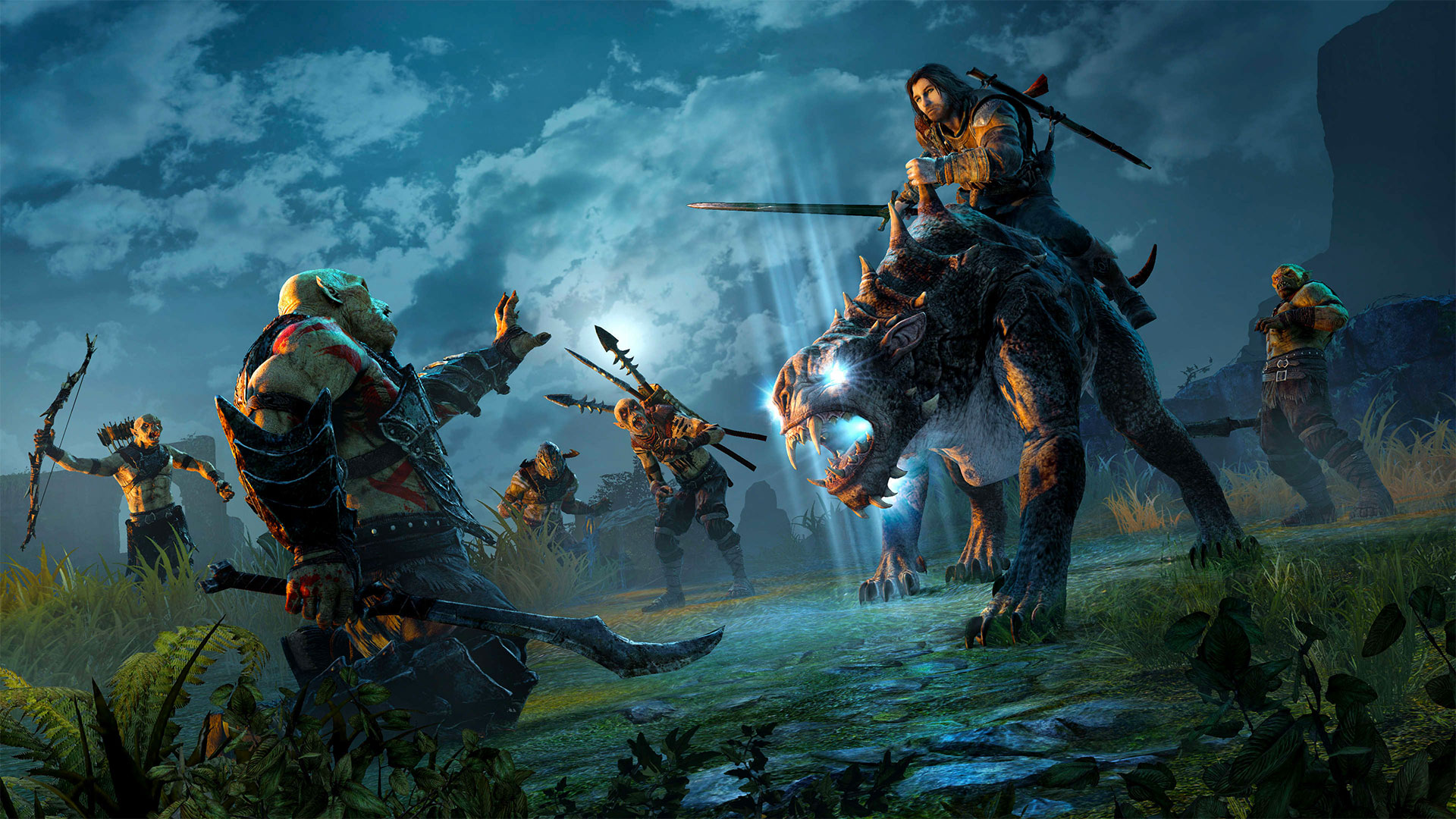 Image result for shadow of war 1080p