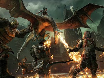 Shadow of War Update 1.07 Adds Online Fight Pits