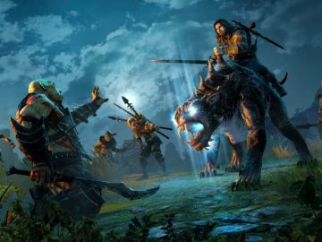 Middle Earth: Shadow of War Update 1.06 Adds New Features; Adds Endless Siege, Rebellion and First Major Expansion