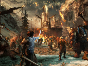 Try and Defeat the Machine Tribe in Middle Earth: Shadow of War; Orcs Finally Discover Mechanical Weapons
