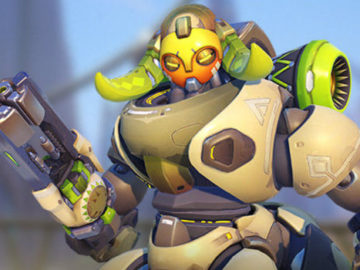 Orisa Will Not Be Available For Competitive Play Upon Release