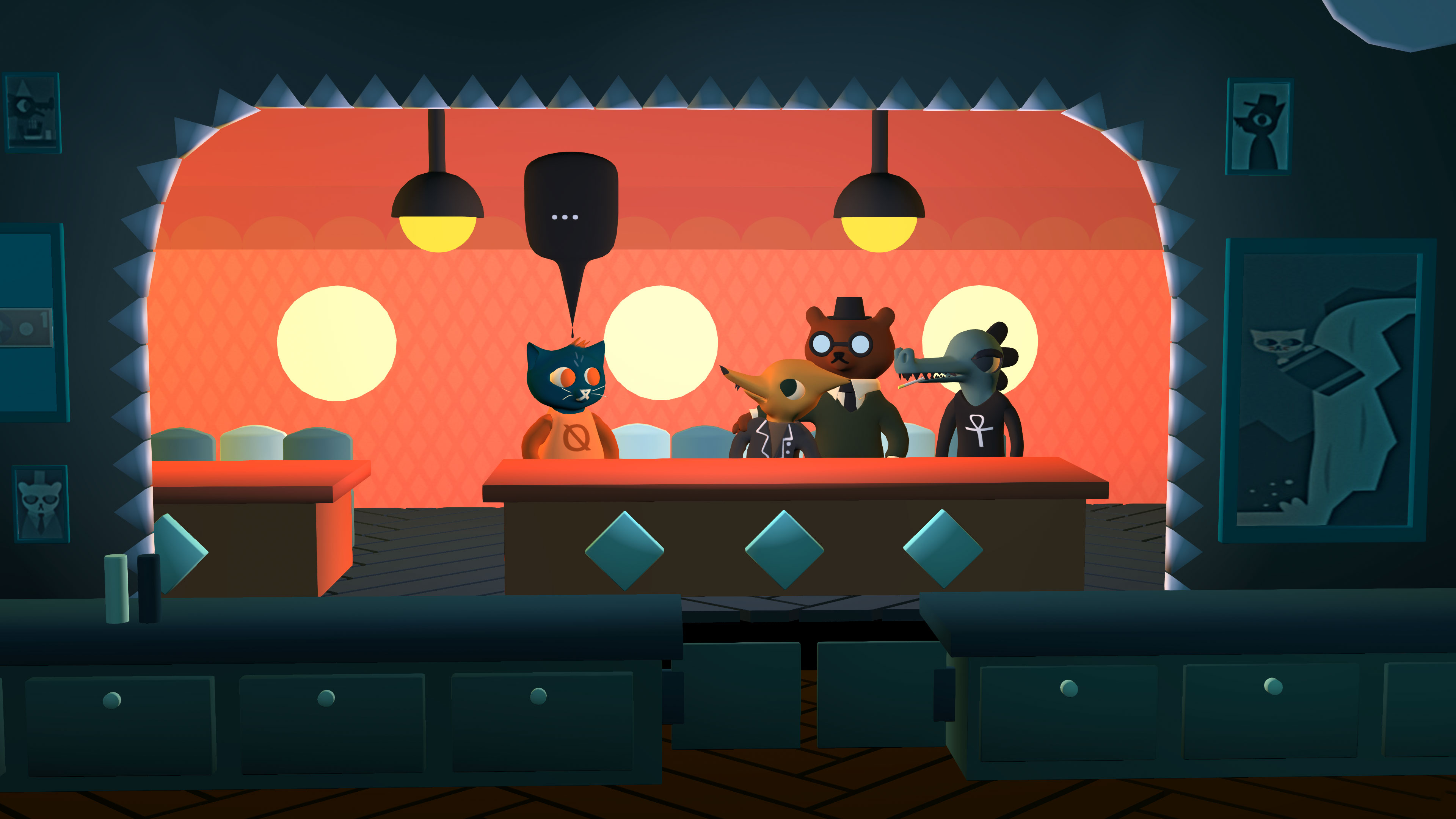 Night In The Woods Wallpapers In Ultra Hd 4k Gameranx