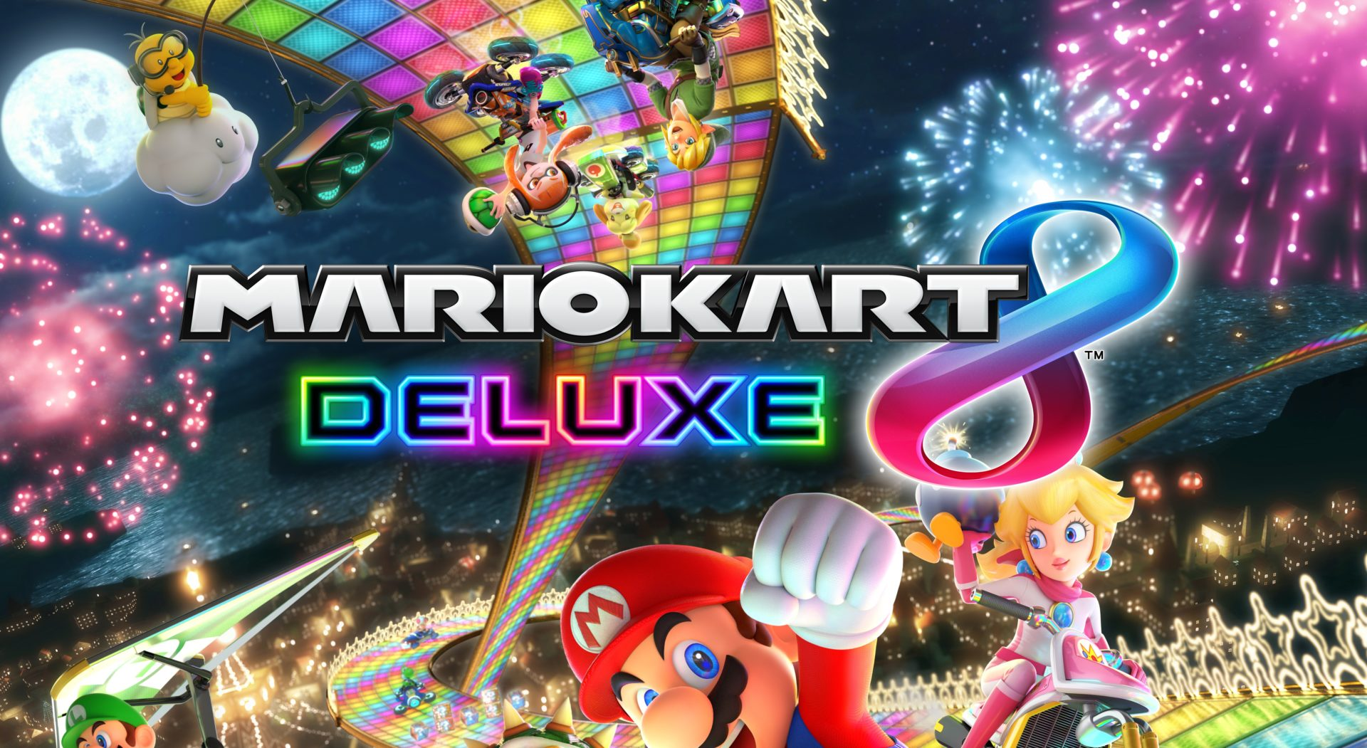 Nintendo Releases Overview Gameplay Trailer for Mario Kart 8 Deluxe