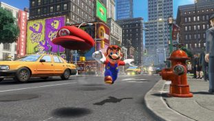 Super Mario Odyssey File Download Size Revealed
