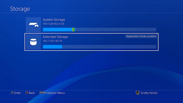 PS4: System Update 4.50 – How To Setup (And Use!) An External HD