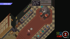 2D Roguelike Ruin of the Reckless Captures the Era of 16-Bit Glory