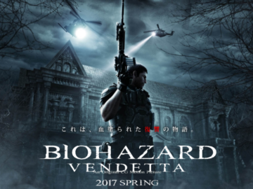 Resident Evil: Vendetta Hits Theaters In US & Canada For One Night Only
