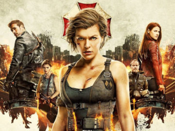 Resident Evil: The Final Chapter Physical Release Set For This May