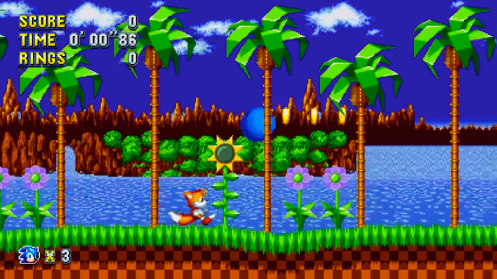 Sonic Mania's joke gameplay mode is an awesome secret