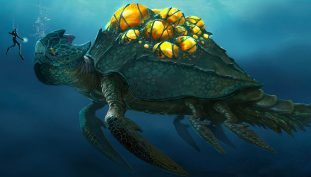 Subnautica Officially Coming to PS4 Later in December