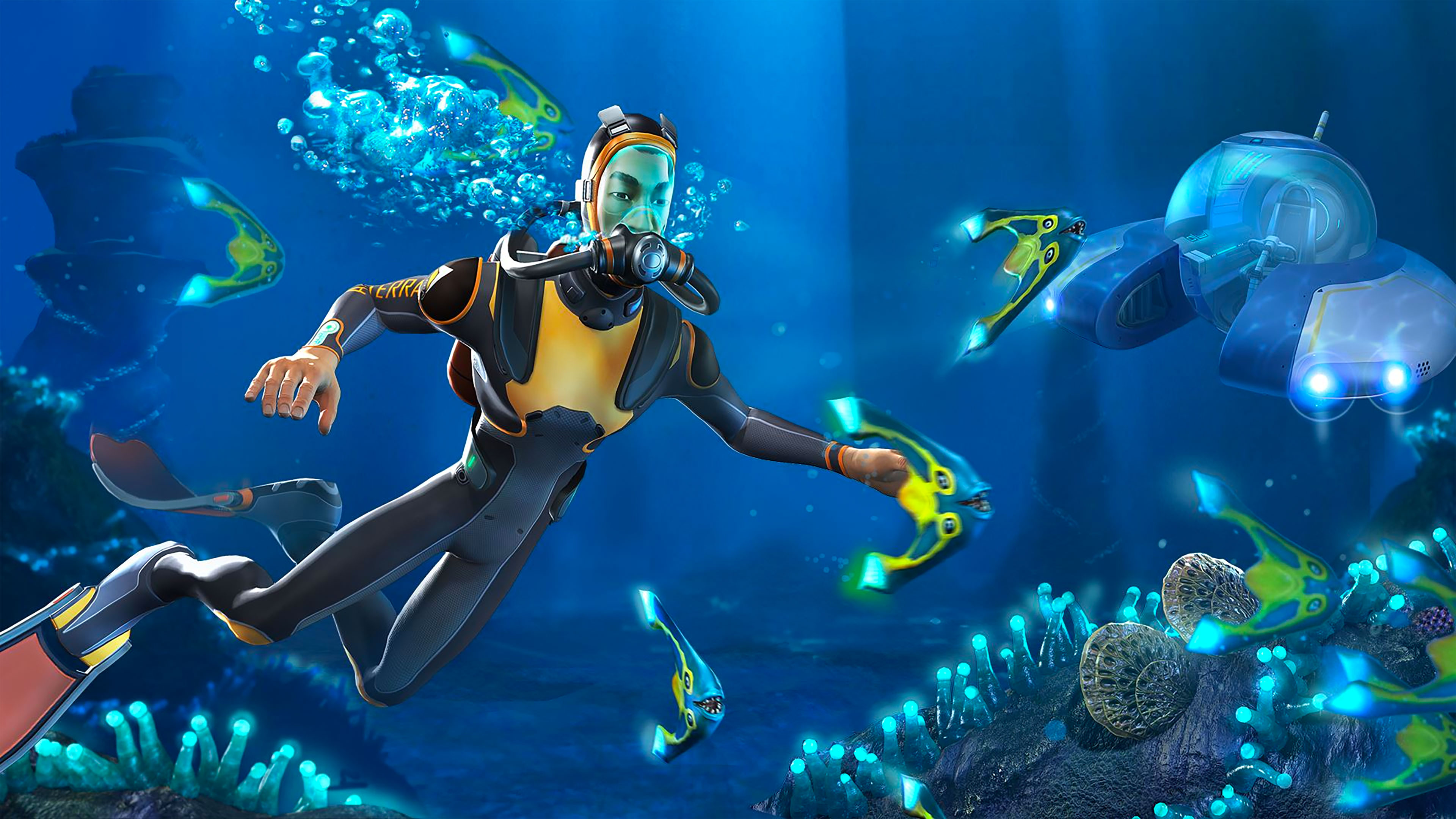 Subnautica Wallpapers In Ultra HD