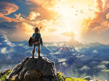 Gamer Defeats Zelda: Breath of the Wild Enemies With Bookshelf