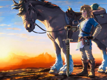 Legend of Zelda: Breath of the Wild Patch 1.3.1 Improves Gameplay and Adds New News Channel