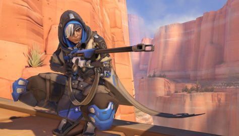 Overwatch Patch Notes Highlight Changes To Bastion, Ana, and More