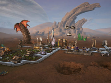 Aven Colony Impressions – Good Luck Governor