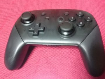 There's a Secret Message Hiding in the Nintendo Switch Pro Controller