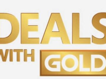 Xbox Live Deals With Gold Details 18th-24th April 2017