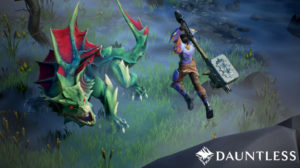 Alpha Testing will Begin Late April For Dauntless