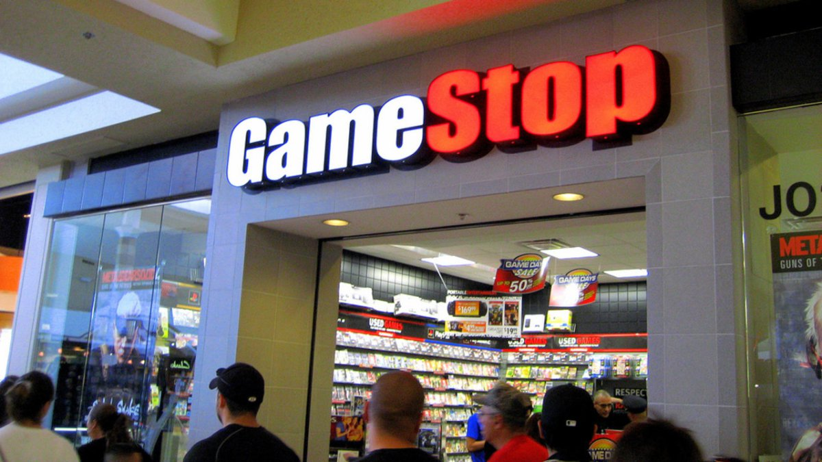 GameStop Closing Stores