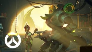 Overwatch Latest Here Revealed; Demo Orisa in the Public Test Realm Now