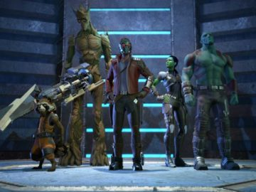 Marvel's Guardians of The Galaxy: The Telltale Series Gets New Info