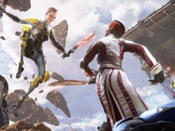 Gears of War Creator's New Game LawBreakers Has A Closed Beta Coming Soon