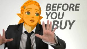 The Legend of Zelda: Breath of the Wild – Before You Buy