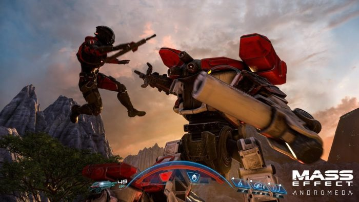 Mass Effect: Andromeda Dev Explains How Multiplayer Ties Into The Story Campaign