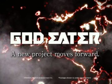 New God Eater Project Teaser Trailer Has Released