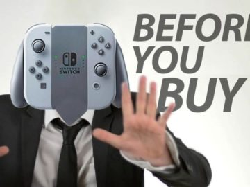 Nintendo Switch – Before You Buy