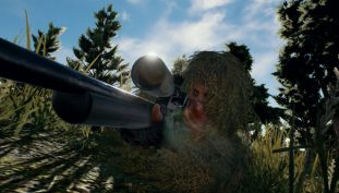 Playerunknown's Battlegrounds Pumps Adrenaline Loaded Action Into Early Access