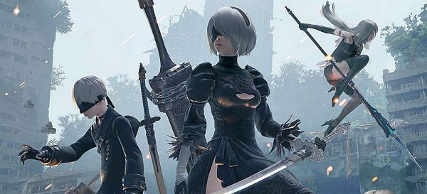 Nier: Automata Allows Users to Buy PSN Trophies With In-Game Currency